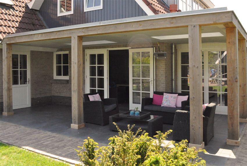 Avec une terrasse couverte, profitez de l ext rieur 365 jours par