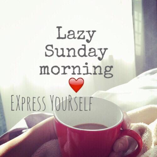 Lazy Sunday Morning Pictures, Photos, and Images for ...