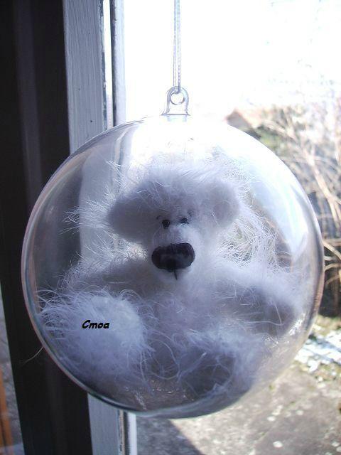 ours au crochet - crochet bear