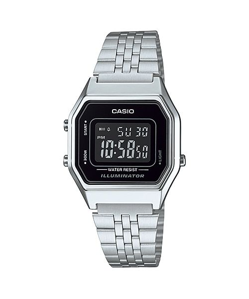 ac6f346ddb4 Relógio Casio Vintage LA680WA-1B