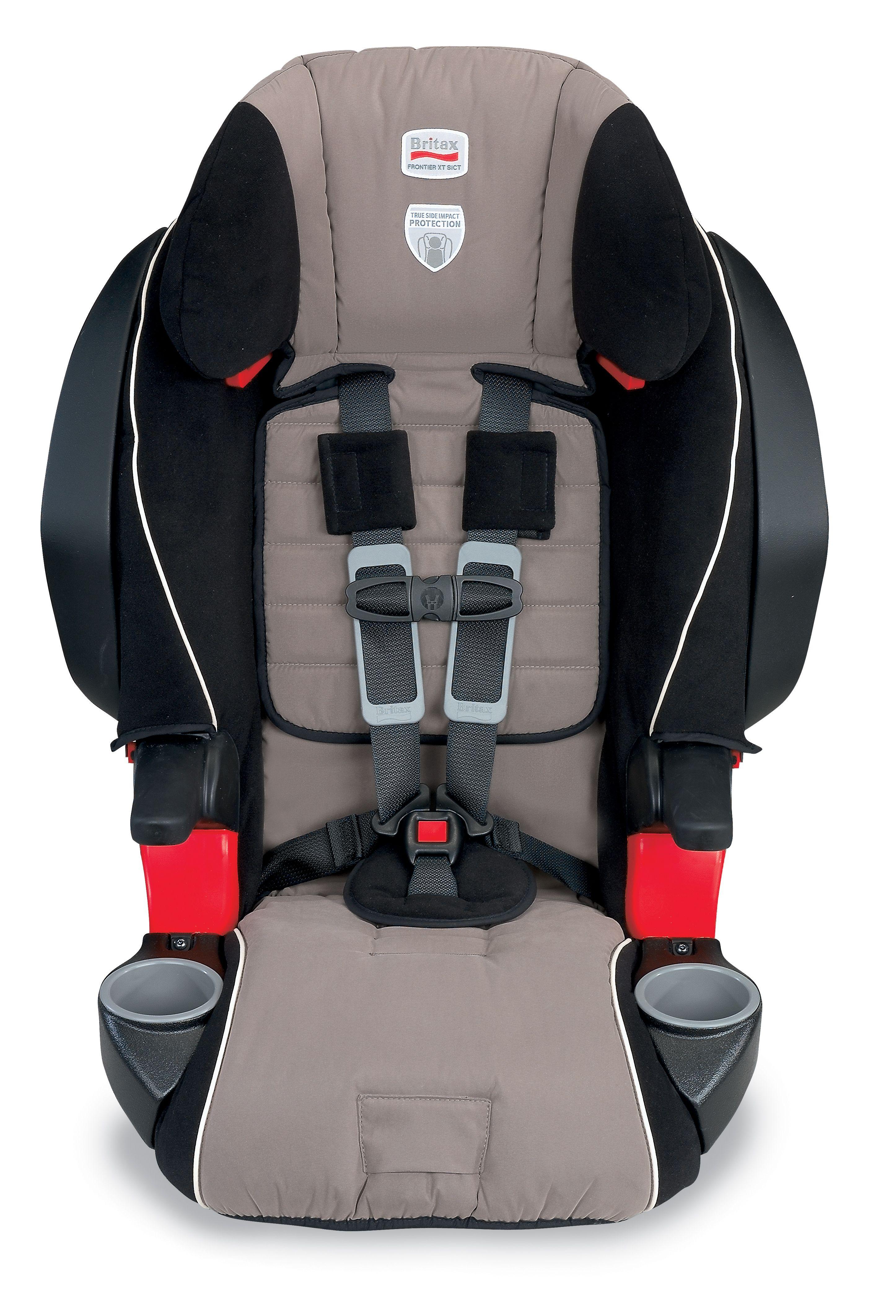 Britax Frontier Xt Sict Portobello Britax Booster Car Seat