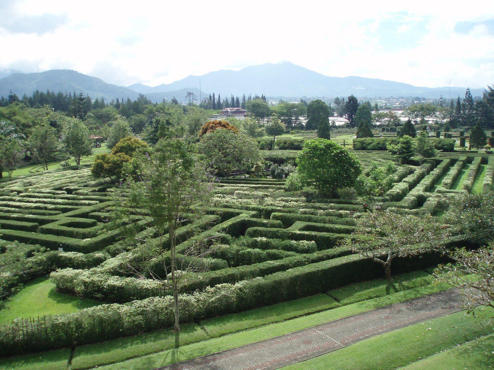 Taman Bunga Di Kota Bogor