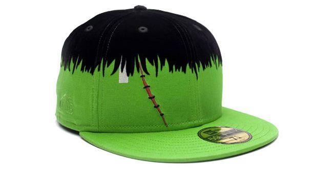 Frankenstein New Era fitted hat