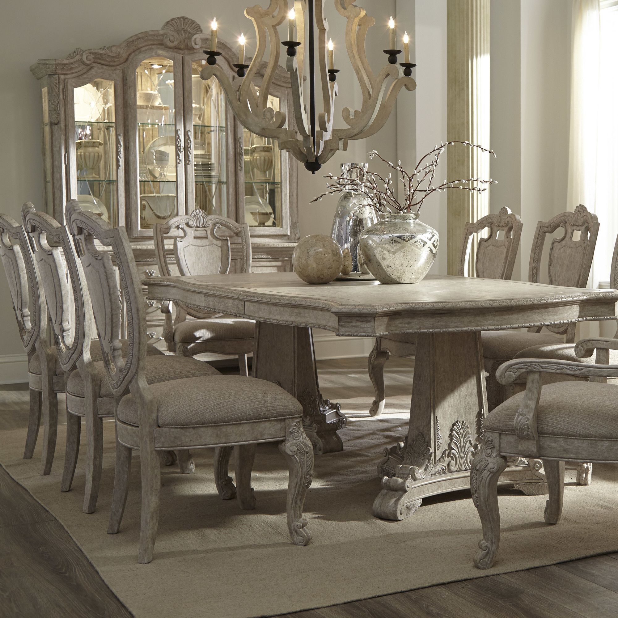 China Cabinet And Dining Room Set: Mom Home Ideas In 2019