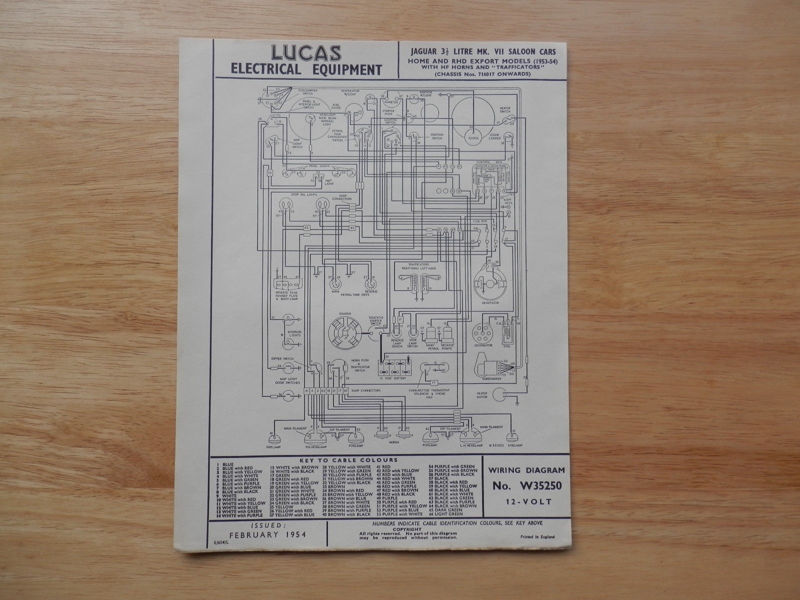 medium resolution of 1954 jaguar wiring diagram wiring library 1954 jaguar wiring diagram