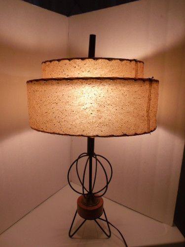 Vintage Lamps In Collectibles Ebay Vintage Lamps Lamp Antique Lamps