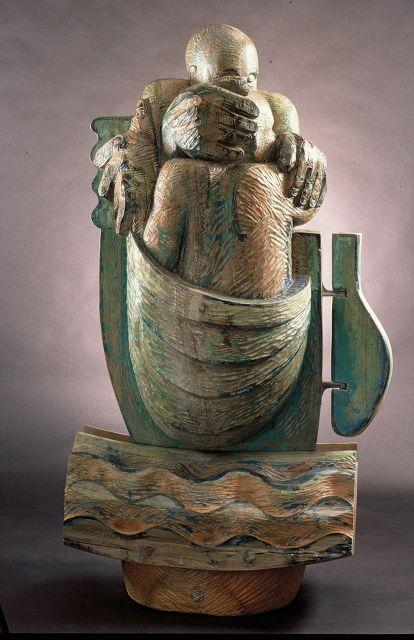 Philip Cooper : Australian Sculptor | The return of the prodigal son