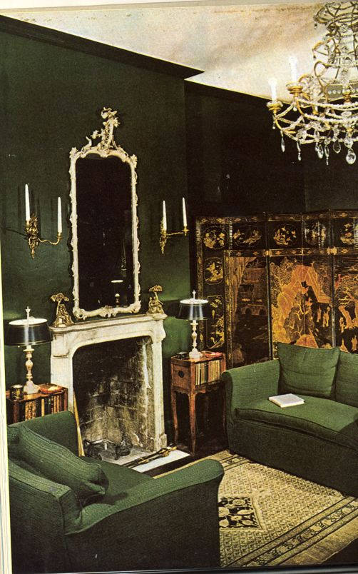 14 Fashion Forward Rooms For Every Design Lover: The Glamorous Hollywood Regency Style