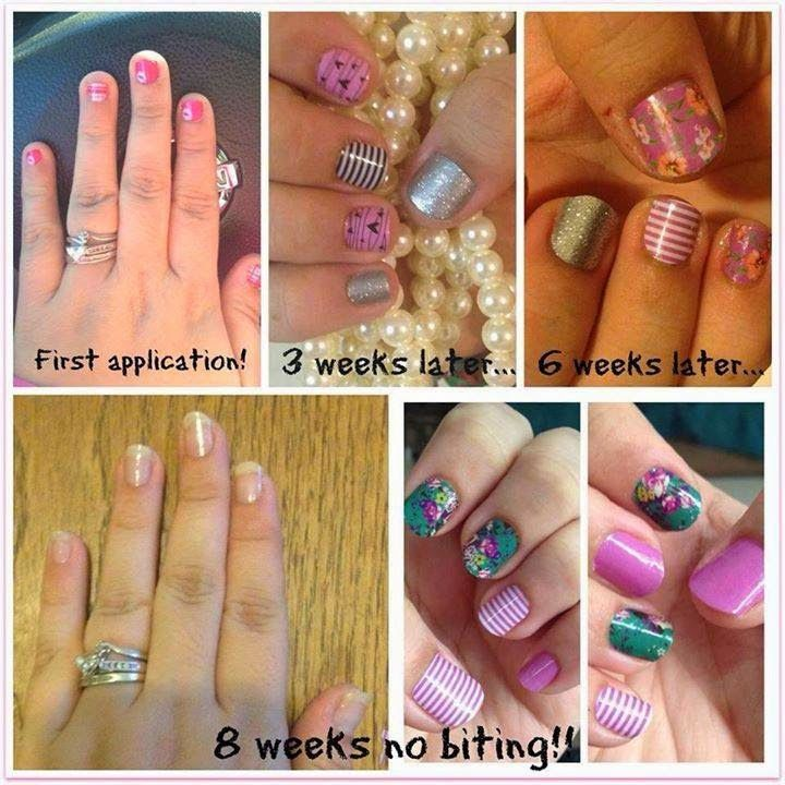 Stop biting your nails with Jamberry! | Jamberry nails | Pinterest ...