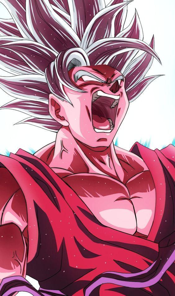 Kaioken Anime Dragon Ball Super Anime Dragon Ball Goku Dragon Ball Super Manga