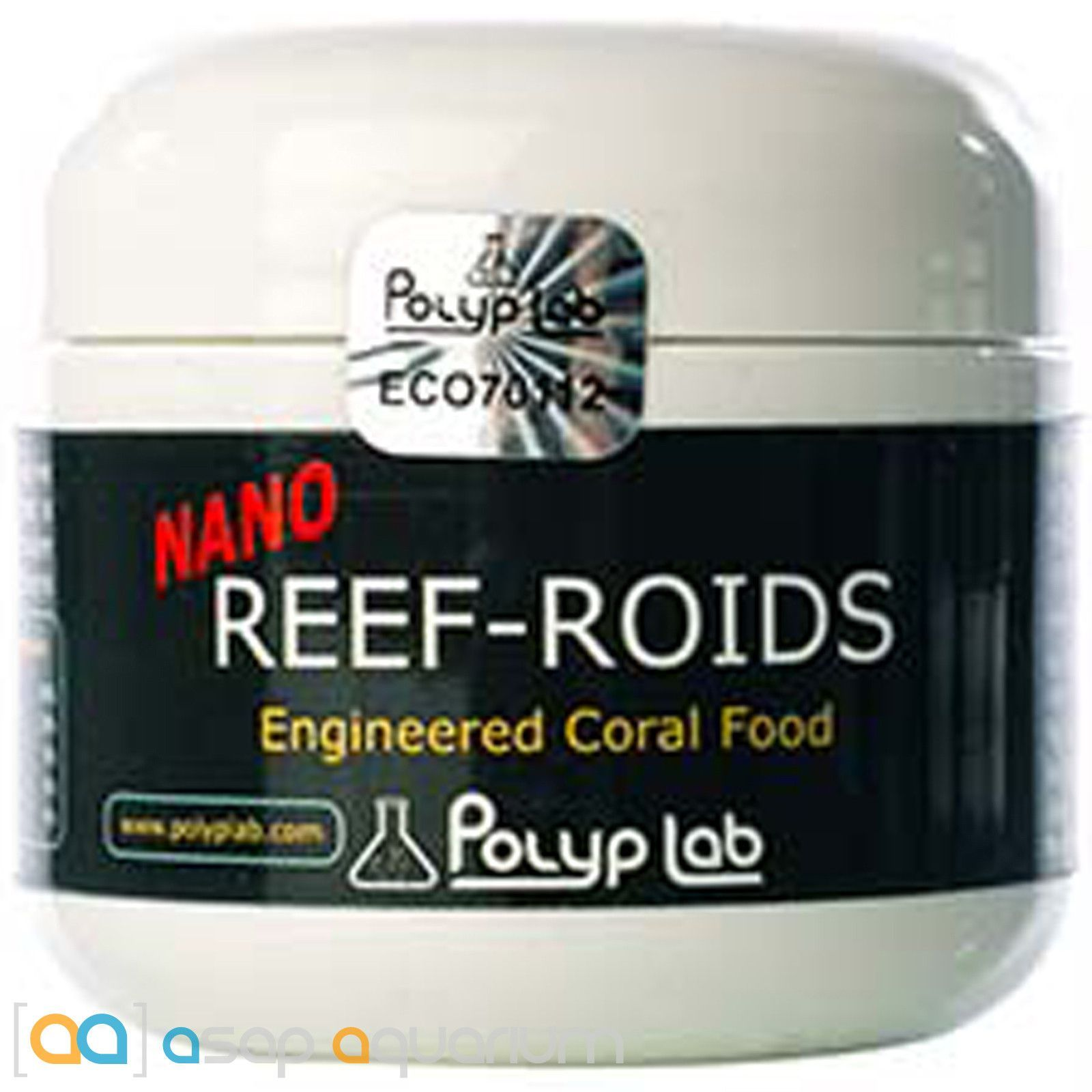 Polyp Lab Nano Reef Roids Coral Food 2 oz Planktonic Coral Food