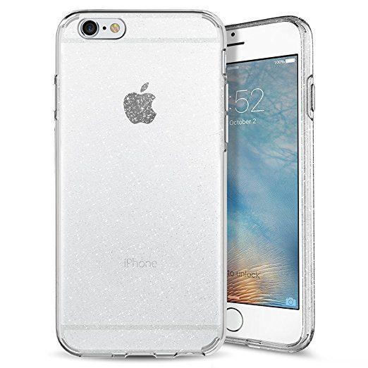 coque iphone 6 paillette silicone
