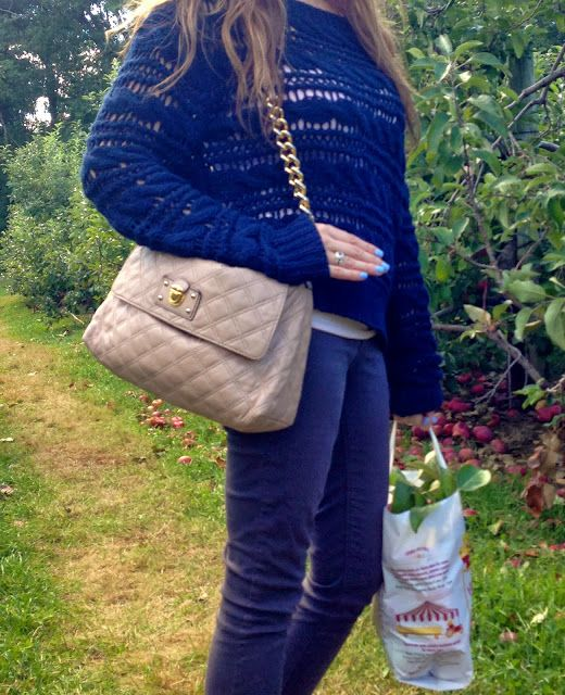 Cupcakes & Couture: What I Wore: Apple Picking