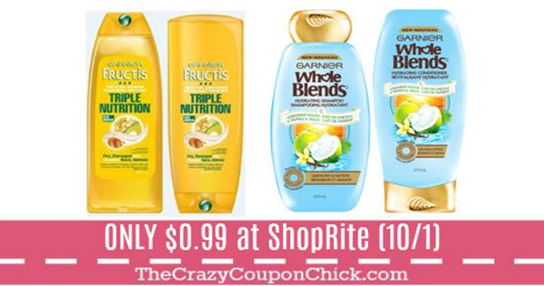 image about Garnier Whole Blends Printable Coupon identify Opt for Up Garnier Fructis and Garnier Complete Blends for Simply