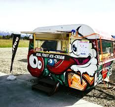 Image Result For Real Fruit Ice Cream Van New Zealand