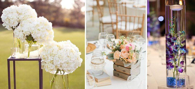 Inspiración de flores para bodas
