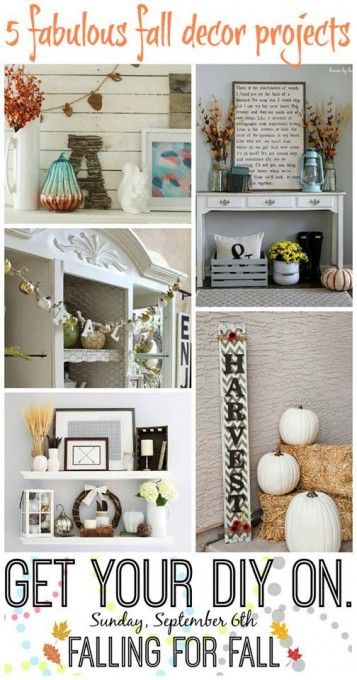 Diy Decoration Automne