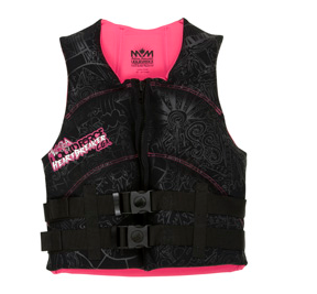 Our comfy neoprene vest are great for men, women, children and infants and they fit much better than the traditional nylon vests. No longer should a woman have to put up with wearing her husbands long and bulky vest. Now she can have one of her own in great colors and a proper fit.