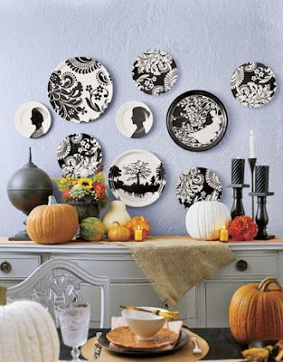 i need these plates on the wall around my mirror in my dining room