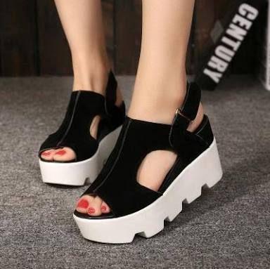 Image result for zapatos plataforma 2015