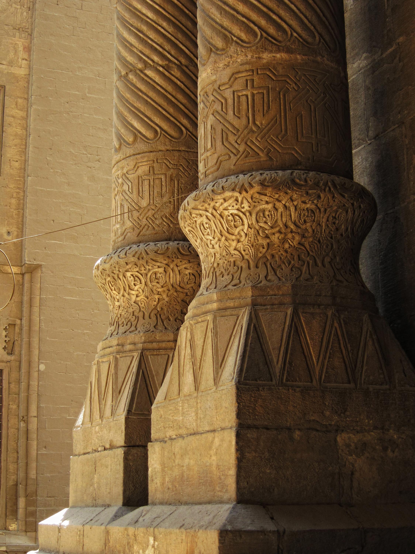 Islamic Architecture Base Of Column Islamic Architecture Paper Lamp Novelty Lamp
