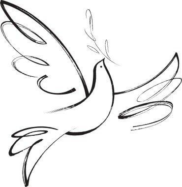 Paloma de la Paz  Dibujos y lminas  Pinterest  Tattoo Tatoo