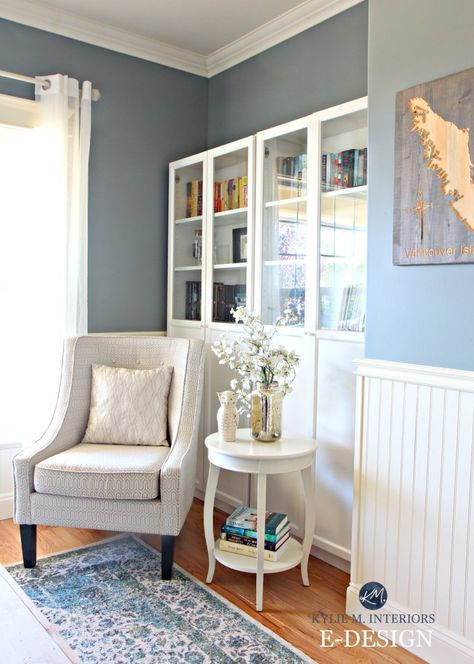 Fresh Living Room Accent Color