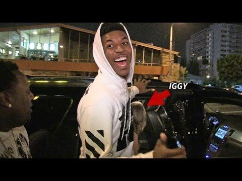 Nick Young On Iggy Azalea -- 'What I'm Gonna Do with This Shouldn't Be Legal' - YuckSauce.Com #WTYuck