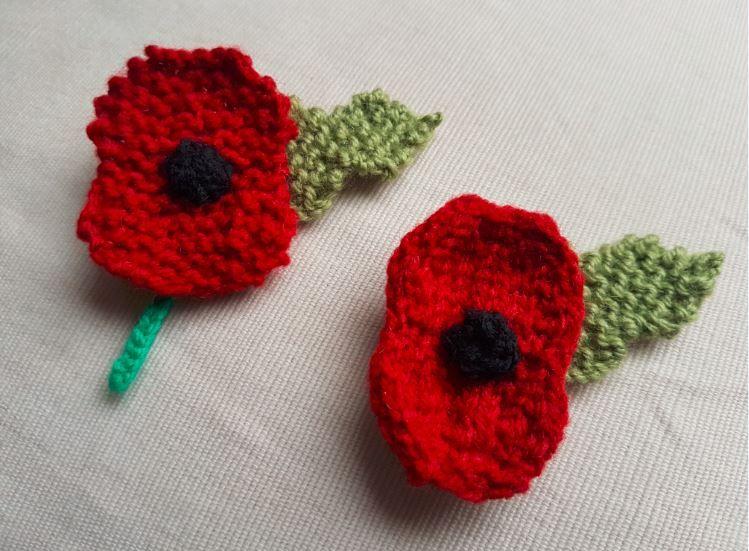 Poppy Knitting Pattern - Fitting in Knitting Patterns ...
