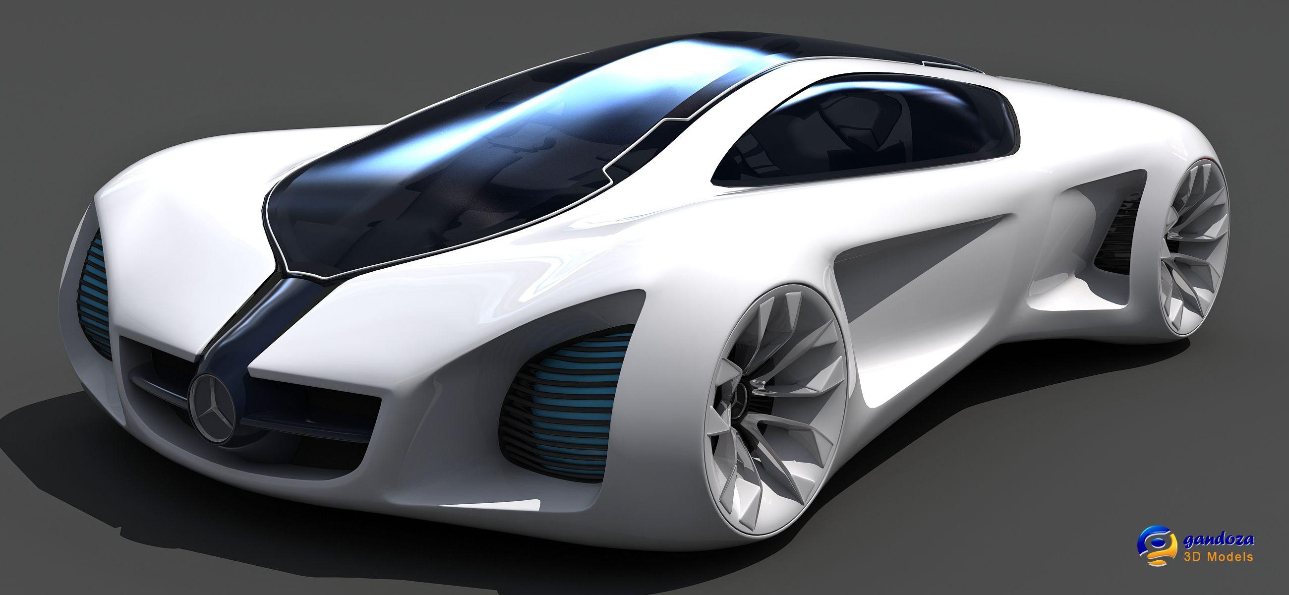 Mercedes benz mercedes biome concept car biome