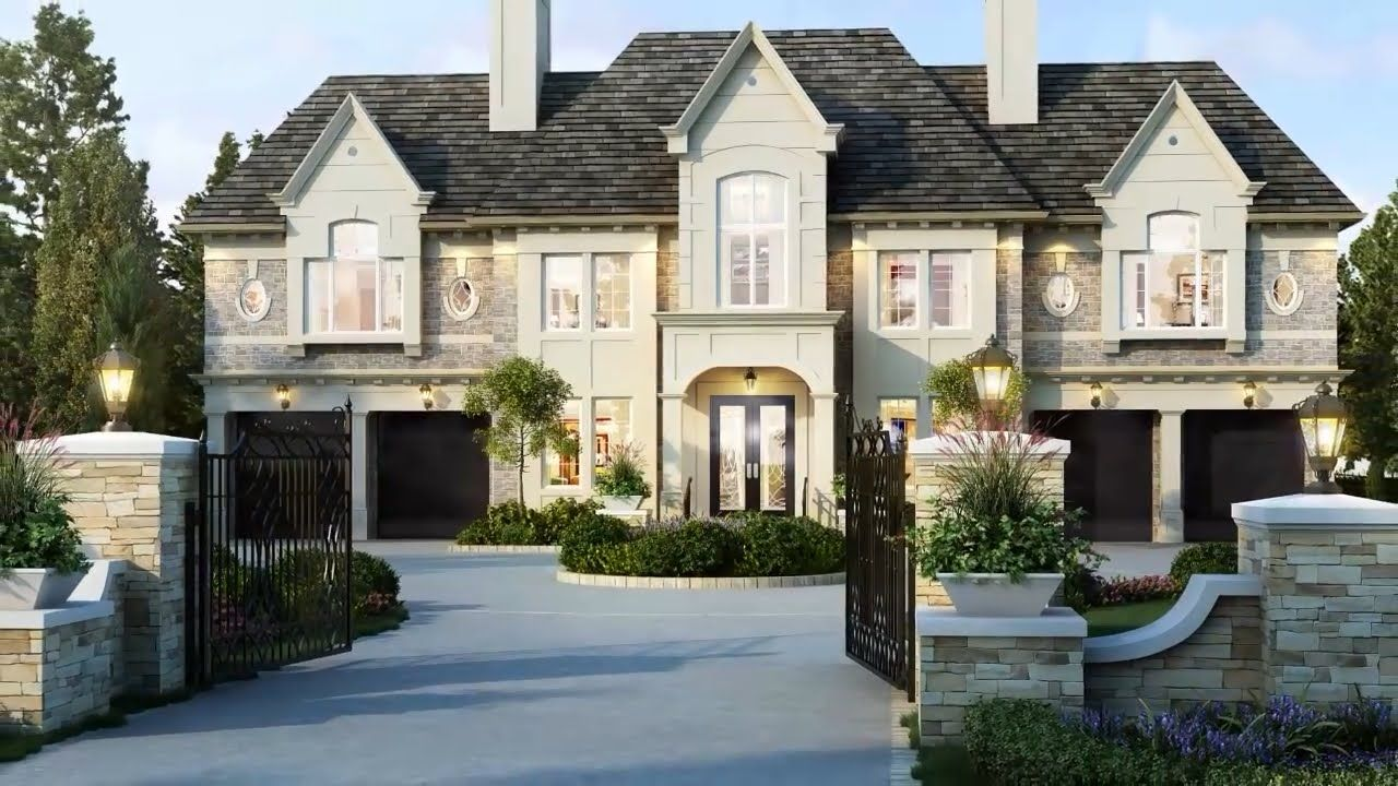 Beautiful House Luxury Home In Toronto Home House Fancy