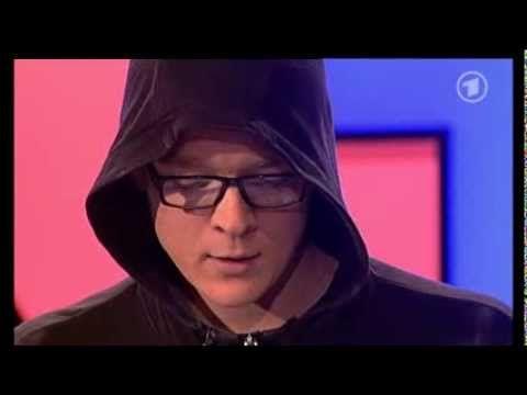 ▶ Nico Semsrott - Live on Stage 2013 - YouTube