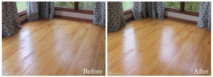 The Natural Hack For Restoring Hardwood Floors Diy Home