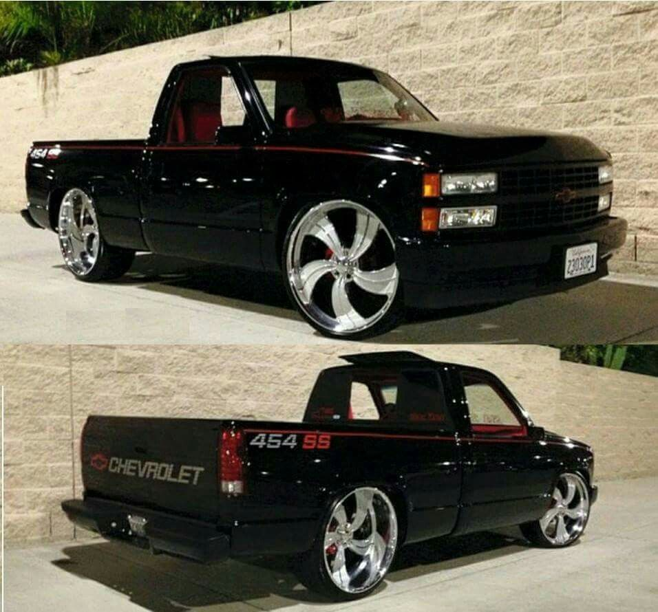 95 chevy ss truck