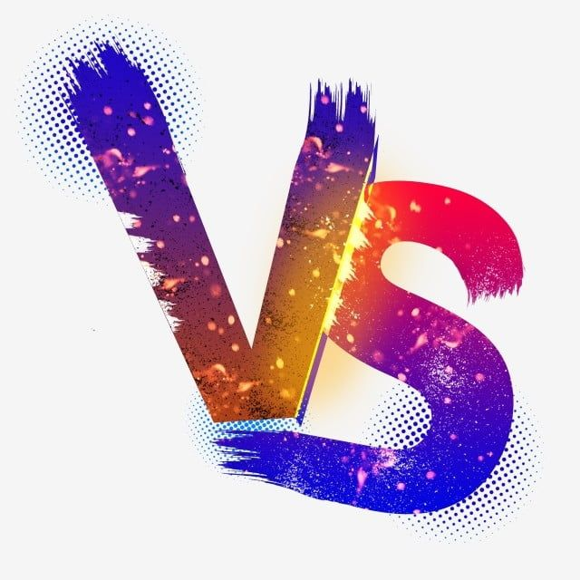 Colourful Versus Vs Font Versus Vs Grunge Vs Png Transparent Clipart Image And Psd File For Free Download In 2020 Fire Font Alphabet Images New Background Images