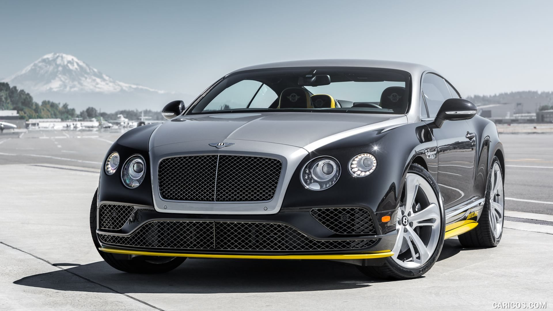 CARICOS Bentley Continental GT Speed Breitling Jet Team Series