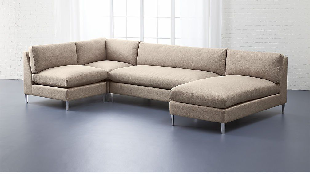 Superb Expandable Modular Best Sectional Sofas Sectionals For Ncnpc Chair Design For Home Ncnpcorg