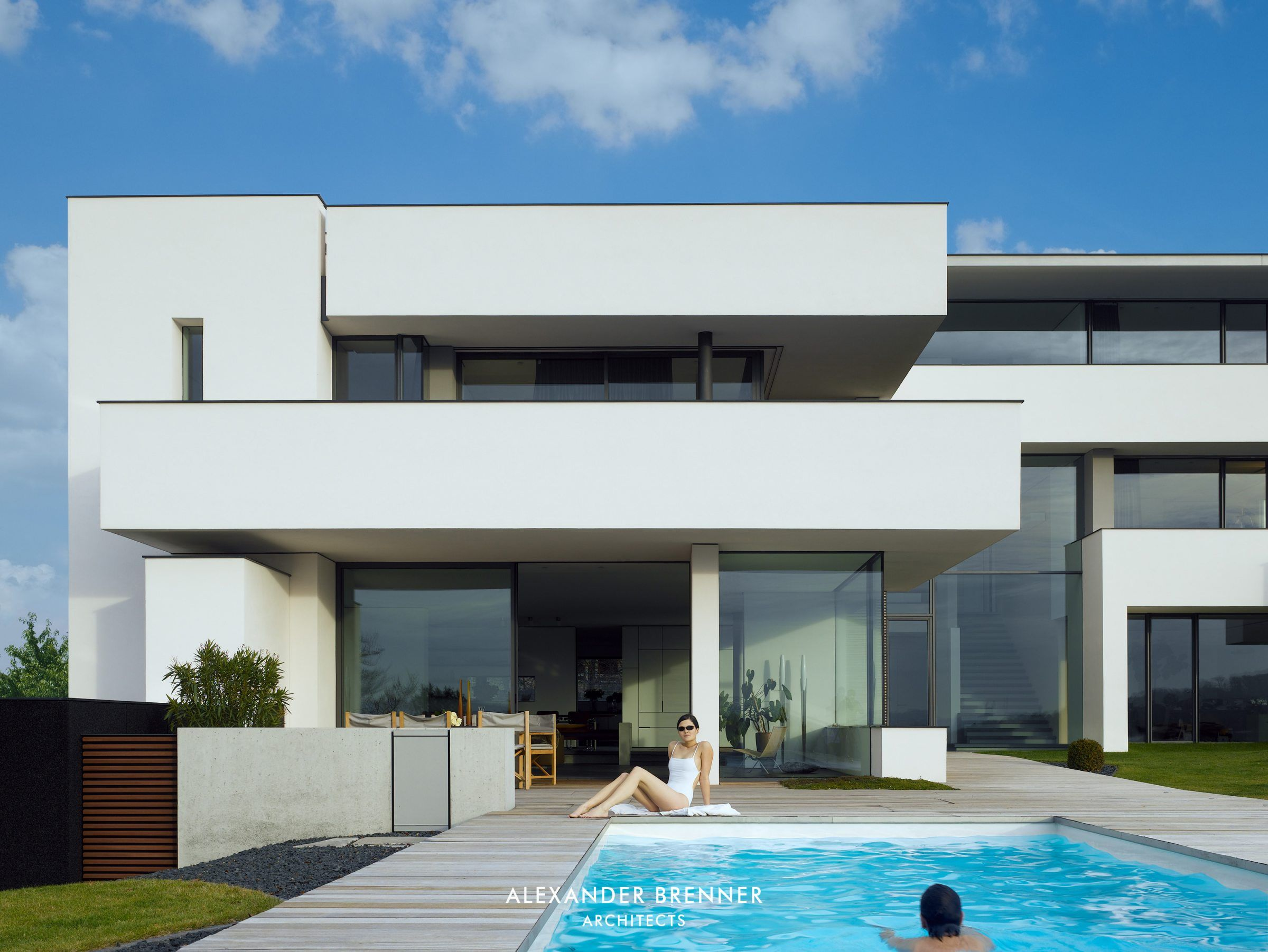 Am Oberen Berg - Alexander Brenner Architects   Architecture ...