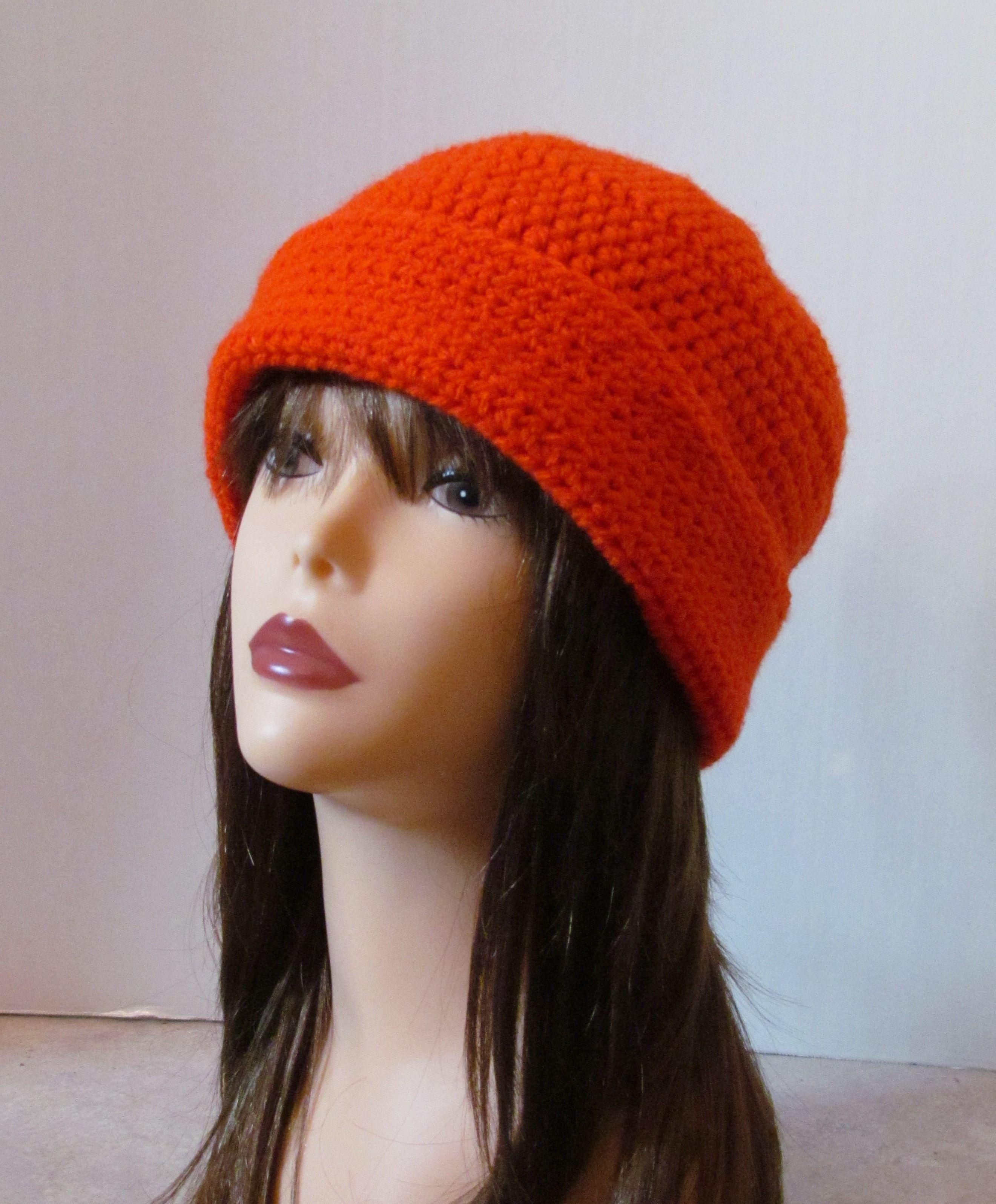 Blaze orange hunting beanie free crochet pattern clothing boot blaze orange hunting beanie free crochet pattern bankloansurffo Choice Image