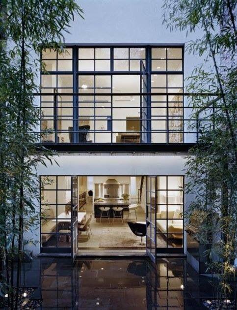 Sprossenfenster groß