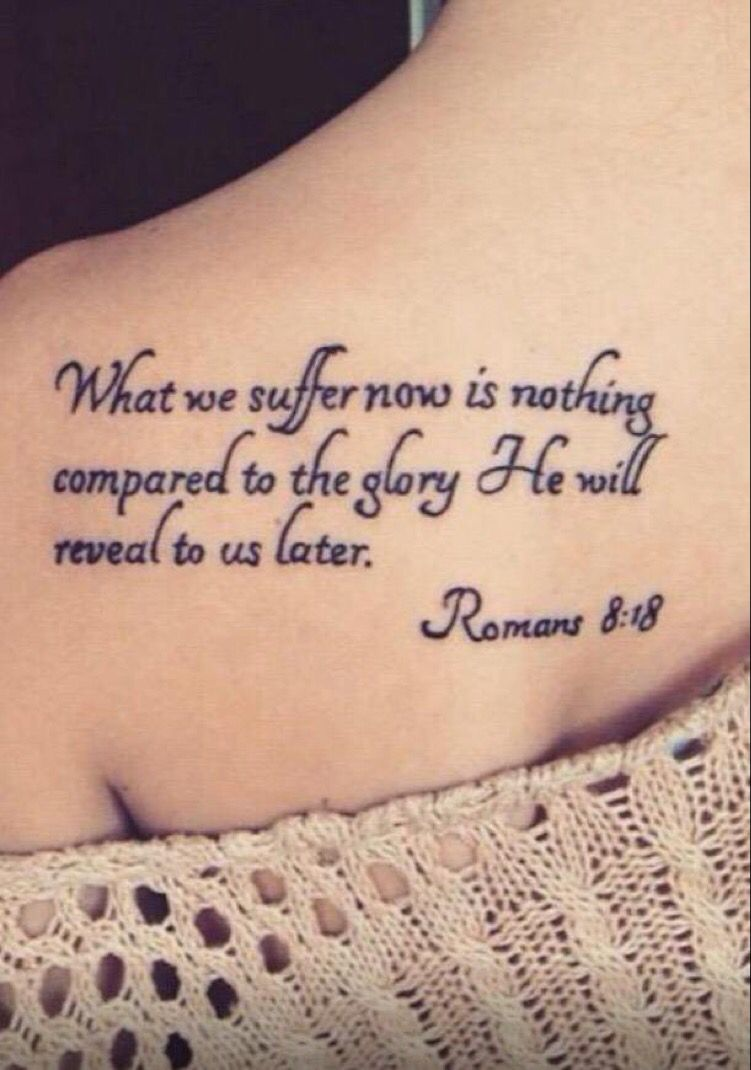 Bible Quote Tattoos Bible Quote Tattoo  Tattoo  Pinterest  Bible Tattoo And Tatting