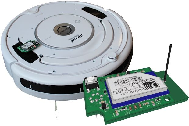 Irobot Wifi Adapter Irobot Wifi Roomba Vacuum