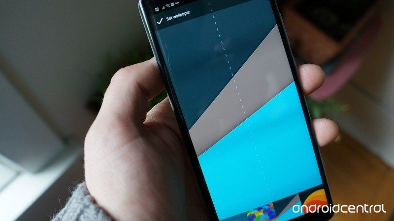 How To Change Your Android Wallpaper In 2020 Android Central Aplikasi Android Gambar Keren
