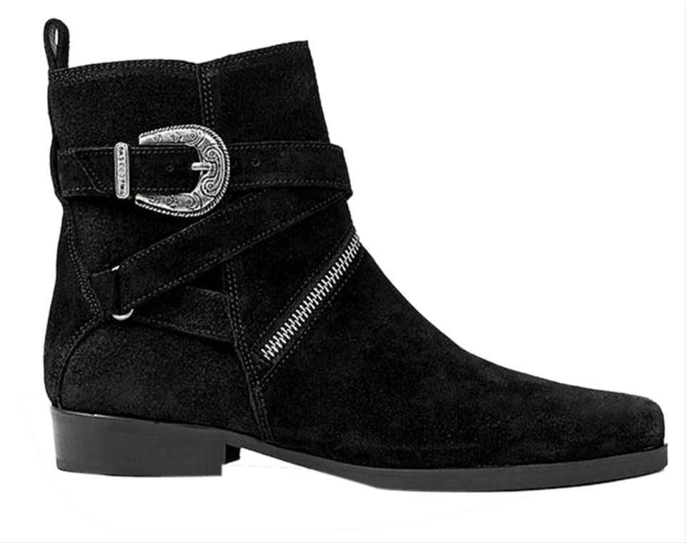 AllSaints Black Tejus Boots/Booties Size EU 38 (Approx. US 8) Regular (M, B) – Products