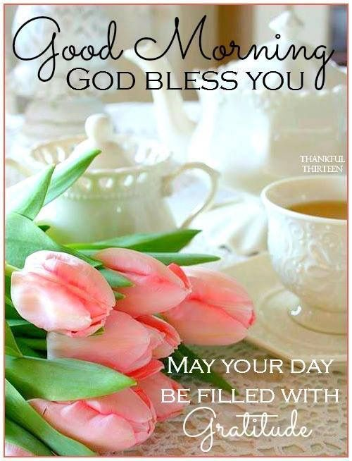 110 Thankful Thirteen Quotes--- ideas | good morning quotes, good morning  good night, morning blessings