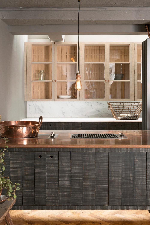 The london basement showroom devol kitchens ideas in