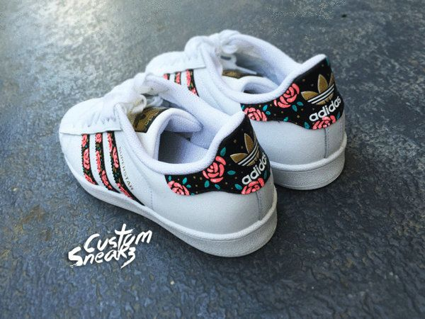 best cheap 2517f c345a Shoes  gold sneakers, low top sneakers, adidas, black, rose gold, adidas  flux, adidas shoes, adidas originals, pretty, black and gold adidas, gold,  adidas ...