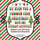 Keep your students motivated and focused on the 4th grade Common Core Standards during the Christmas season! $