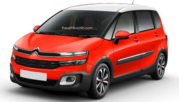 citroen c3 picasso 2017 voitures pinterest. Black Bedroom Furniture Sets. Home Design Ideas