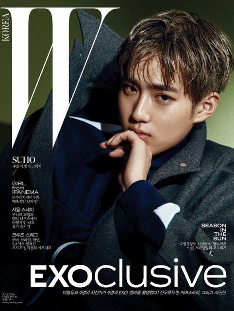 Exo Members Popularity Ranking According To Exo Clusive Magazines Sales Revealed Suho Exo Exo Chanyeol Baekhyun